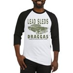 Lead Sleds in Green Baseball Jersey