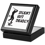 Silent But Deadly Keepsake Box