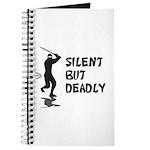Silent But Deadly Journal