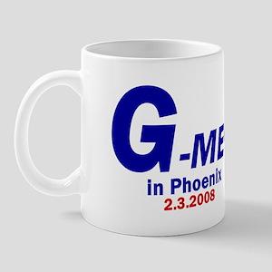 G-Men Mug