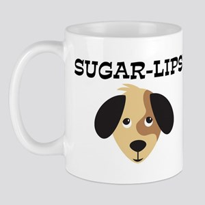 SUGAR-LIPS (dog) Mug