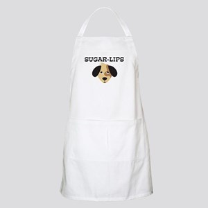 SUGAR-LIPS (dog) BBQ Apron