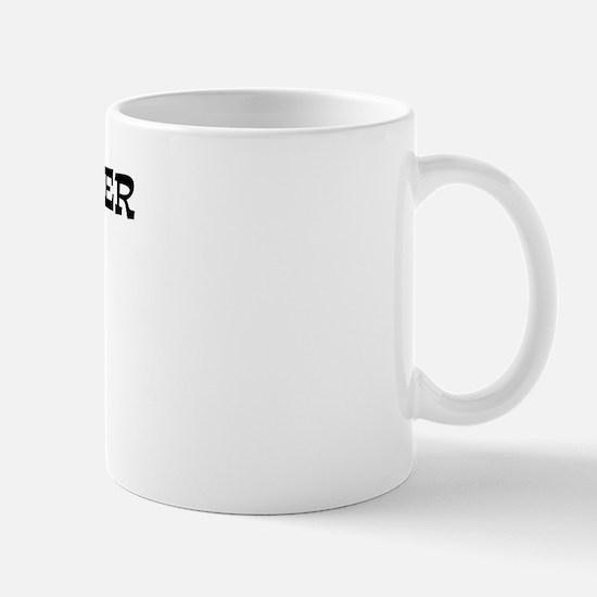 SUGAR-BOOGER (dog) Mug