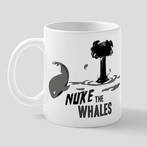 Nuke the Whales Mug