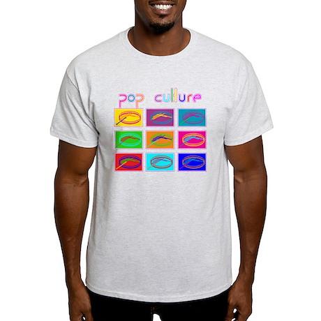 Pop Culture Light T-Shirt