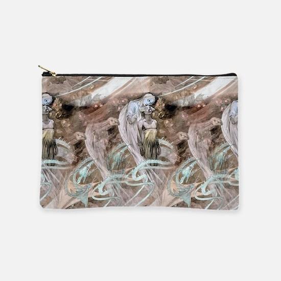 Alfons Mucha 1899 Le Pater Makeup Bag
