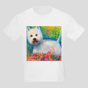 West highland Terrier  Kids T-Shirt