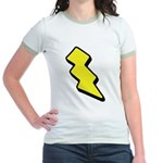 Lightning Bolt Jr. Ringer T-Shirt