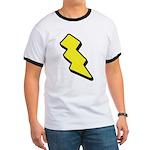 Lightning Bolt Ringer T
