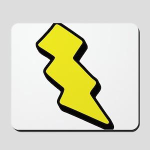 Lightning Bolt Mousepad