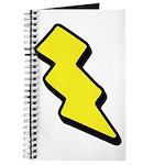 Lightning Bolt Journal