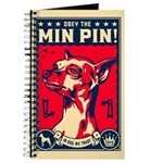 Obey the Min Pin! USA Journal