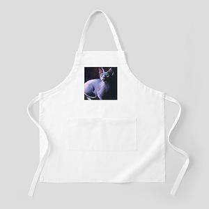 Sphynx Cat #13  BBQ Apron