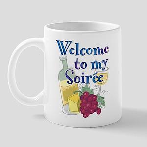 Welcome to my Soiree Mug