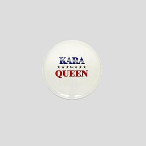 KARA for queen Mini Button