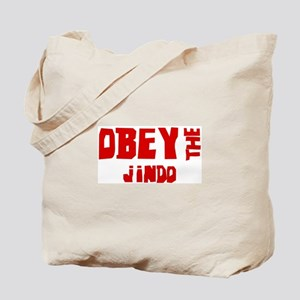 Obey the Jindo Tote Bag
