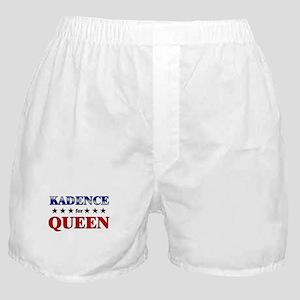 KADENCE for queen Boxer Shorts