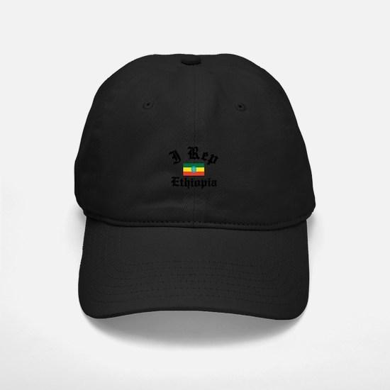 I rep Ethiopia Baseball Hat