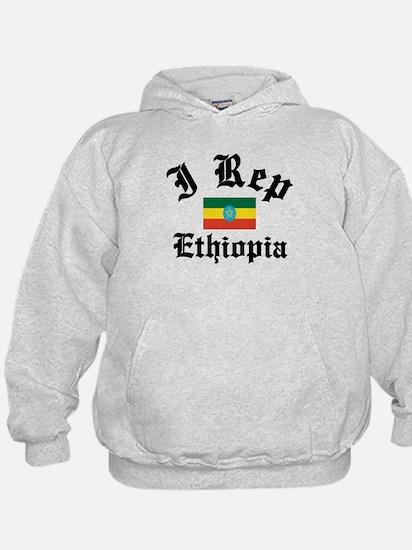 I rep Ethiopia Hoodie