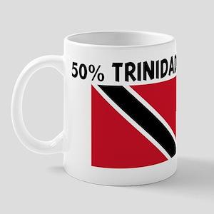 50 PERCENT TRINIDADIAN Mug