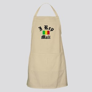 I rep Mali BBQ Apron