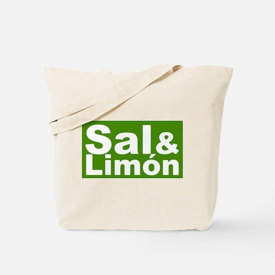 Sal & Limon Tote Bag