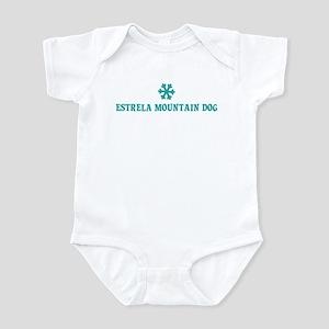 ESTRELA MOUNTAIN DOG Snowflak Infant Bodysuit