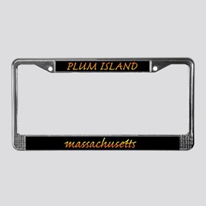 PI - License Plate Frame