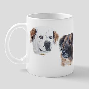 Nila's dogs Mug