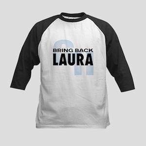 Bring Back Laura Baseball Jersey