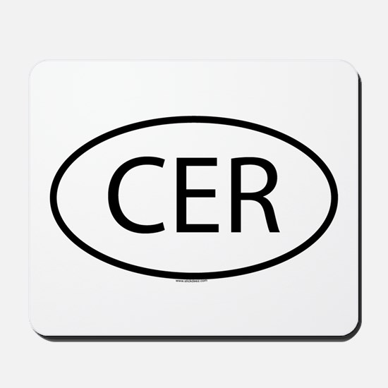CER Mousepad