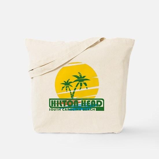 Cool Hilton head Tote Bag