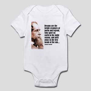 "Dickens ""Dreams"" Infant Bodysuit"