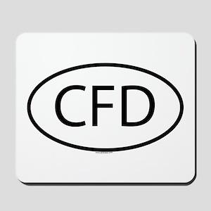 CFD Mousepad
