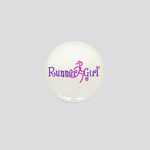 RunnerGirl Mini Button