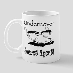 Undercover Secret Agent Mug