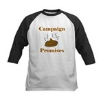 Campaign Promises Kids Baseball Jersey