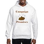 Campaign Promises Hooded Sweatshirt
