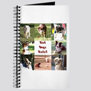 Red Dogs Rule Too! Journal