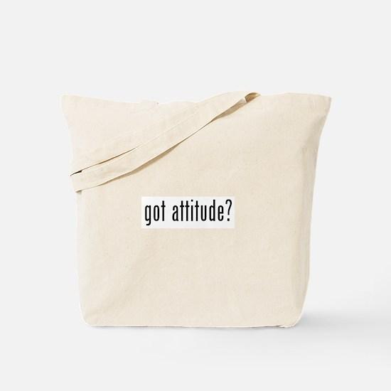 got attitude? Tote Bag