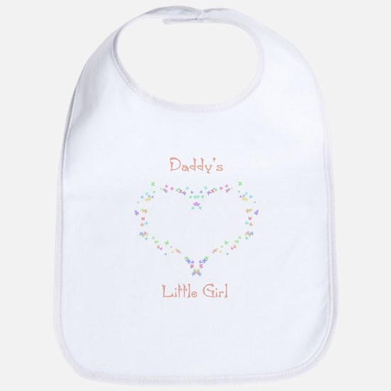 Daddy's Girl Forever Bib