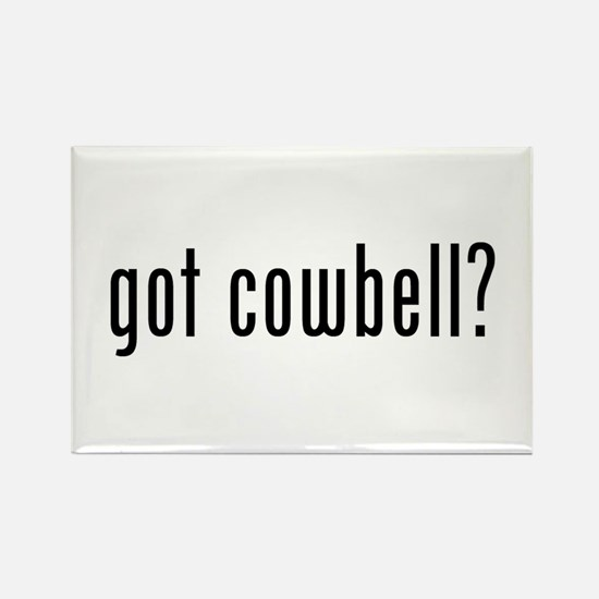 got cowbell? Rectangle Magnet