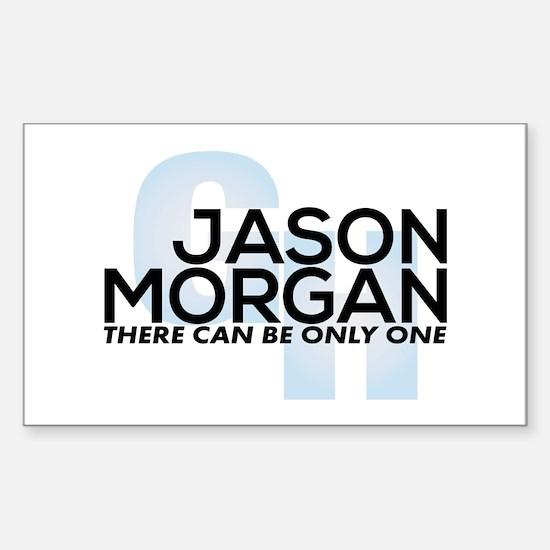 Jason Morgan is Back General Hospital Decal