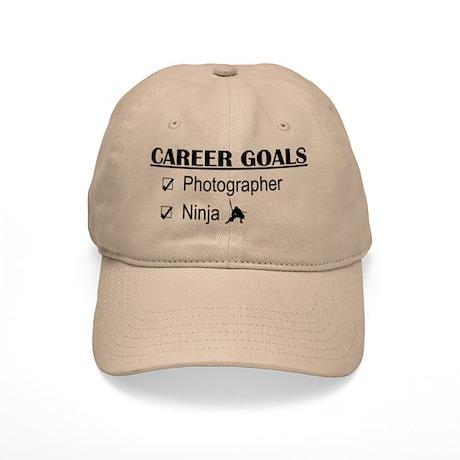 Photographer Career Goals Cap