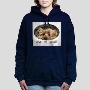 love my yorkie Sweatshirt