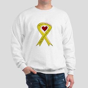 Yellow Ribbon Son-in-law Sweatshirt