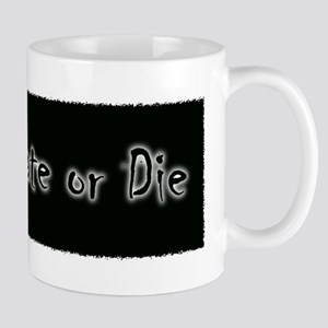 Defenestrate or Die Mugs