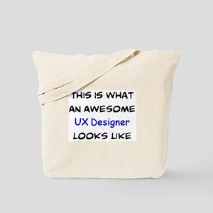 awesome ux designer Tote Bag