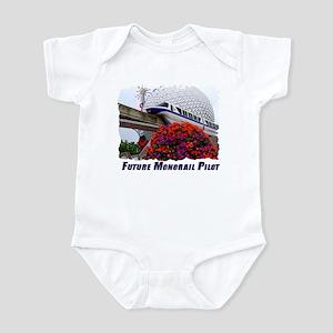 Disney Monorail t-shirts Infant Bodysuit