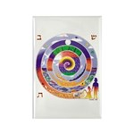 Creation Rectangle Magnet (10 pack)